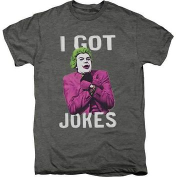 JOKER BATMAN MENS TEE