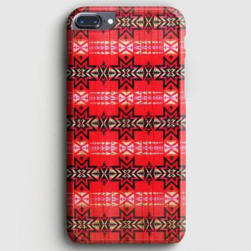 Pendleton Cotton Spa Towels iPhone 7 Plus Case