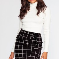 Waldorf Skirt - Black