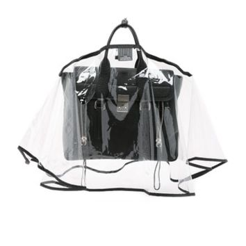 Large City Slicker Handbag Raincoat
