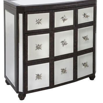 Ultimate Accents 3 Drawer Mirrored Chest