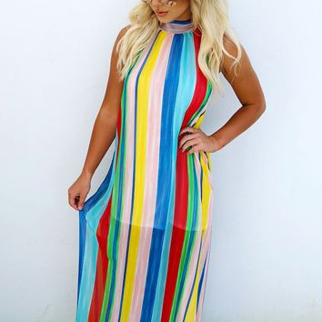 Rainbow Dreams Maxi: Multi