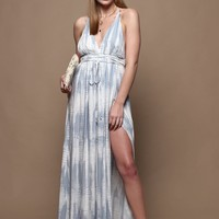 Summer Fling Formal Boho Maxi Dress