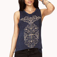 Day Tripper Muscle Tee