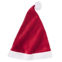 Cherokee® Newborn Santa Hat - Red