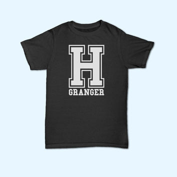 H Granger Hermione Granger T-Shirt - Gift for friend - Present