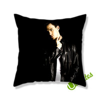Channing Tatum Square Pillow Cover