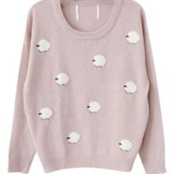 Best Pale Pink Sweater Products on Wanelo