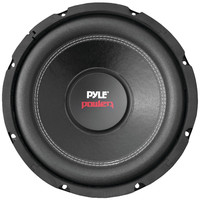 """Pyle Power Series Dual Voice-coil 4ohm Subwoofer (10"""" 1000 Watts)"""