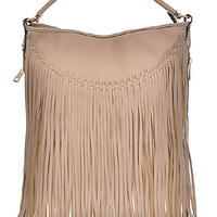The Amanda Fringe Hobo | The Handmade Hustle Exclusive