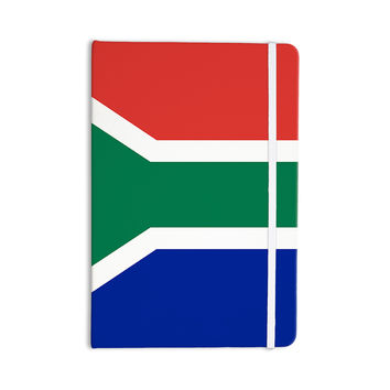 "Bruce Stanfield ""South Africa II"" Green Blue Everything Notebook"
