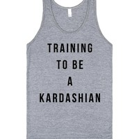 Training to be a Kardashian