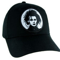 Edward Scissorhands Hat Baseball Cap Alternative Clothing Tim Burton