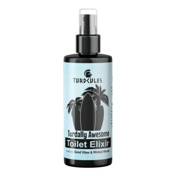 Turdcules Toilet Elixirs - Turdally Awesome