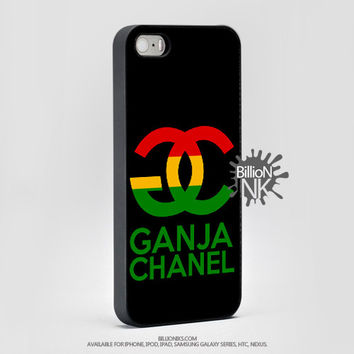 Ganja Chanel , For Apple, Iphone, Ipod, Samsung Galaxy Case