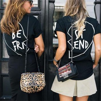 BEST FRIEND Graphic Tees