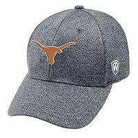 Top of the World NCAA Steam 3 Collection Adult One-Fit Hat Cap-Size M/LG-Texas Longhorns