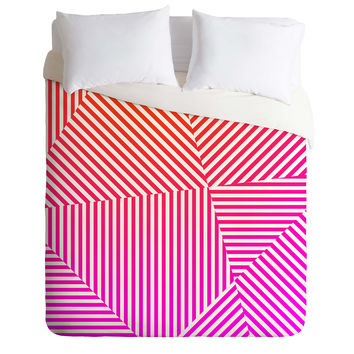 Three Of The Possessed Dazzle Bahamas Duvet Cover