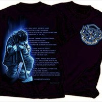 Firefighters Prayer T-Shirt