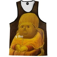 Y Tho Tank Top