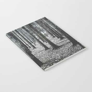Coma forest Notebook by happymelvin