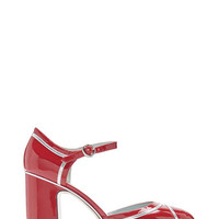 Marc Jacobs Edie Mary Jane Platform Pump - Marc Jacobs