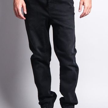 Men's Jogger Denim Pants JG803