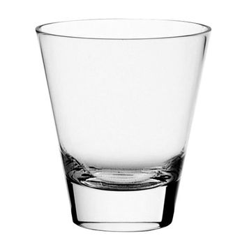 Majestic Gifts E61603-S6 Quality Glass Double Old Fashioned Tumbler 13 oz. Set of 6