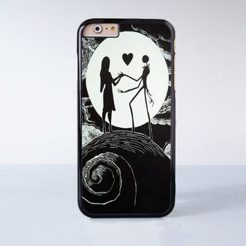 Love The Nightmare Before Christmas Plastic Phone Case For iPhone 6  More Style For iPhone 6/5/5s/5c/4/4s iPhone X 8 8 Plus