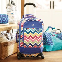Jet-Set Multi Zig-Zag Carry-On Spinner