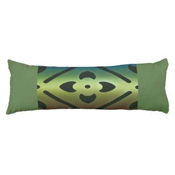 Custom grade A cotton body pillow 20X54