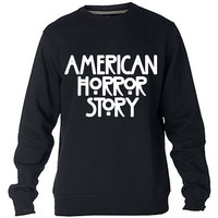 American horror story new Sweatshirt Sweater Crewneck Men or Women Unisex Size