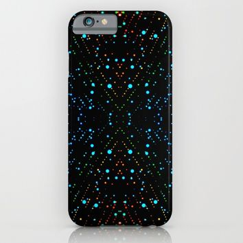 Dot Planet iPhone & iPod Case by LEMAT WORKS