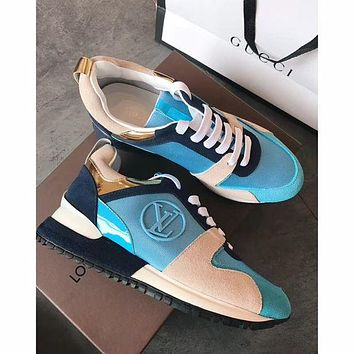 shosouvenir ''Louis Vuitton''LV woman /Man Fashion casual shoes