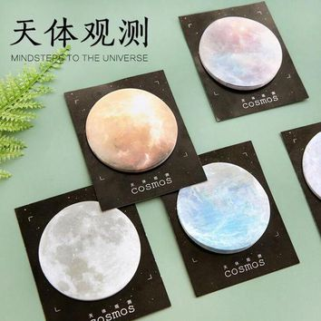 DCCKL72 Mindsteps To The Universe Memo Notepad Notebook Memo Pad Self-Adhesive Sticky Notes Bookmark Promotional Gift Stationery