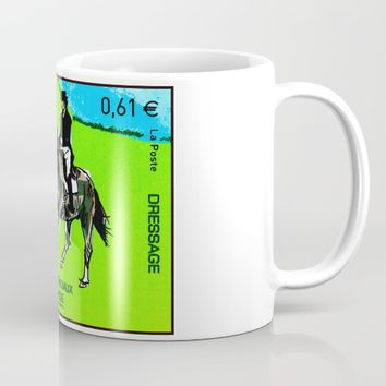 2014 FEI World Equestrian Games in Normandy DRESSAGE Mug by lanjee