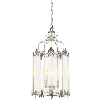 Antique Lantern Chandelier | Eichholtz Dufour