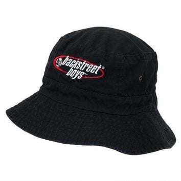 ONETOW Backstreet Boys - Oval Logo - Bucket Hat