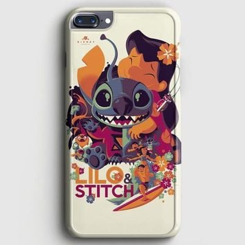 Disney Lilo and Stitch iPhone 7 Plus Case | casescraft