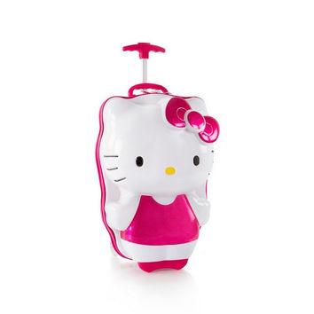 Heys Hello Kitty Deluxe 3D Spinner Luggage Case