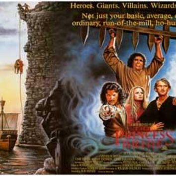 The Princess Bride Movie Poster 11x17