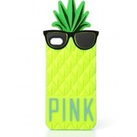 Victoria's Secret PINK Pineapple iPhone 4 4S Case Rare Super Cute!!!