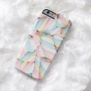 Claire Blossom marshmallow Barely There iPhone 6 Case