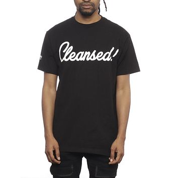 Mike Rich Cleansed 2.0 T Shirt Youtube Exclusive Black