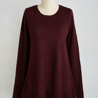 Vintage Inspired Long Long Sleeve Bookmobile Manager Sweater
