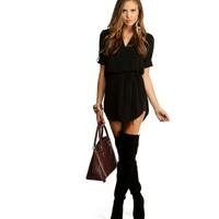 Black Everyday On The Go Dress