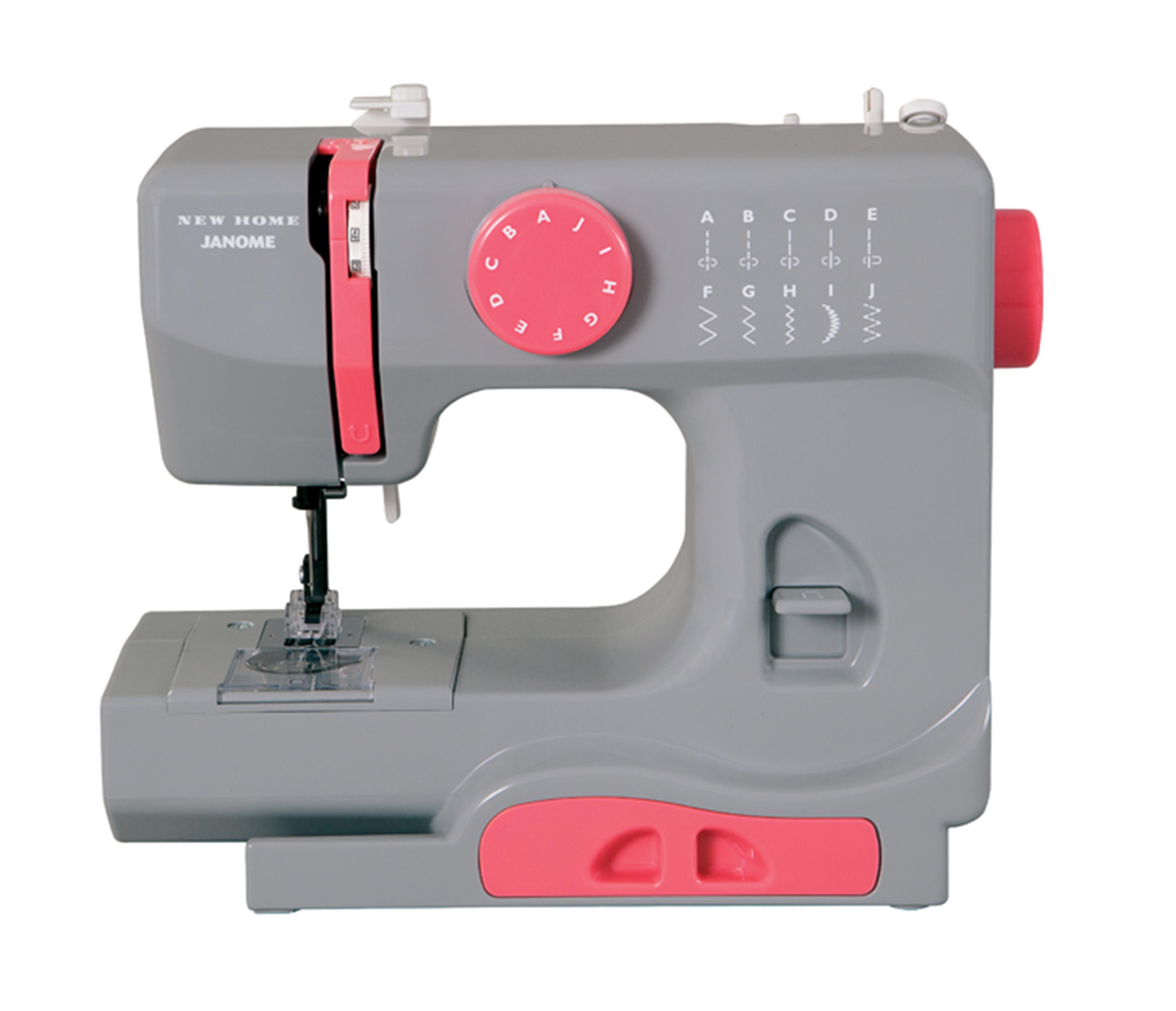 Janome New Home Graceful Gray Portable From Jo Ann Fabric And