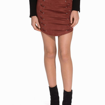 Tied Up Skirt, NLY Trend