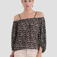 Cedar Hill Off Shoulder Blouse