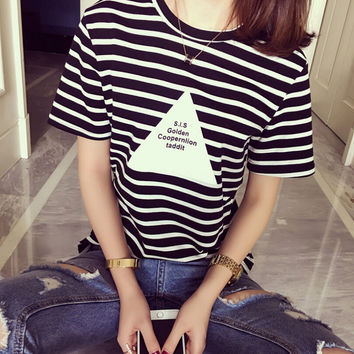 Womens Slim T-Shirts Summer Gift 41